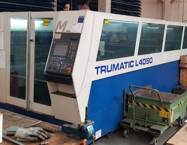 Trumatic L4050 Laser Cutting